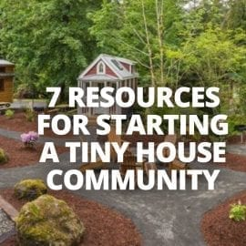 7 Resources for Starting a Community