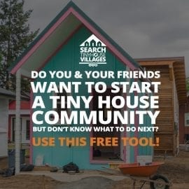 Do you and your friends want to start a  community, but aren't sure what to do next?
