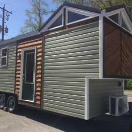 Tiny House for Sale: $39,000
