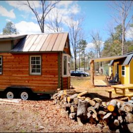 Featured Tiny House Community: A Permaculture Farm
