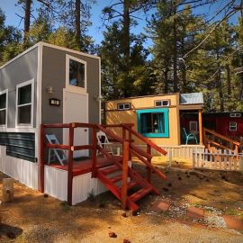 Featured Tiny Home Community: Tiny House Block